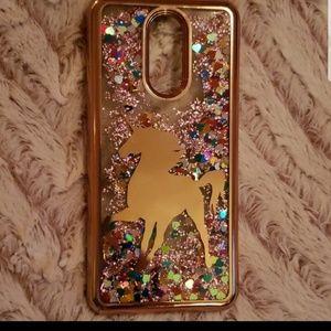 Accessories - Stylo 4 case quicksand unicorn